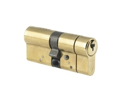 Picture of 60mm Anti-Snap Cylinder - Brass