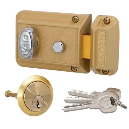 Picture of Anti-Credit Card Nightlatch
