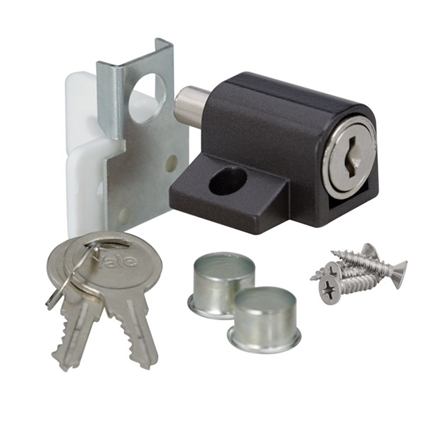 Picture of Patio Door Lock - Brown
