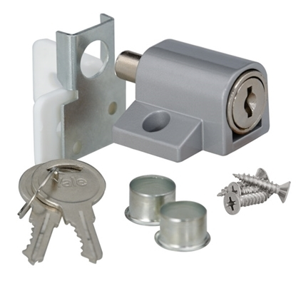 Picture of Patio Door Lock - Grey