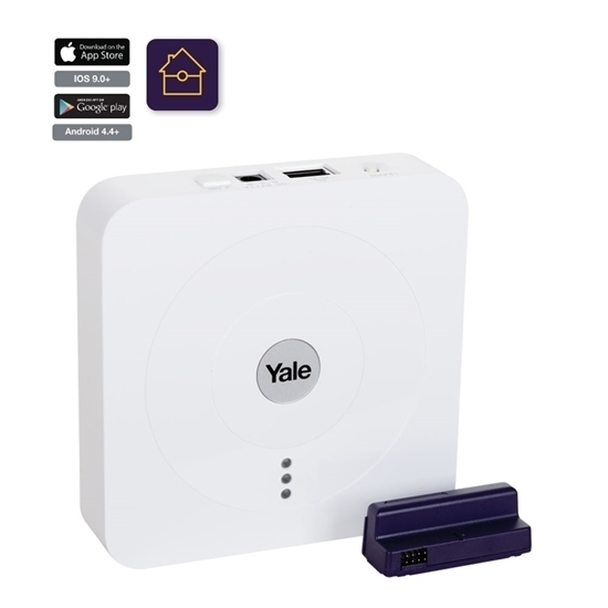 Picture of Smart Home Alarm Hub & Lock Module