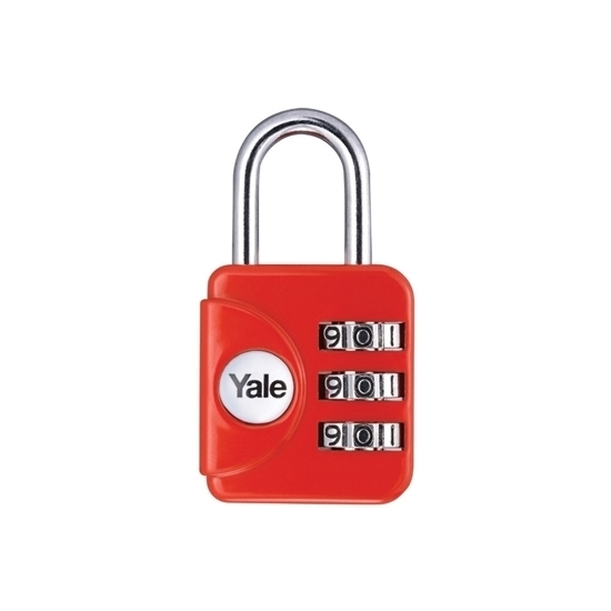 Picture of Combination Lock Red