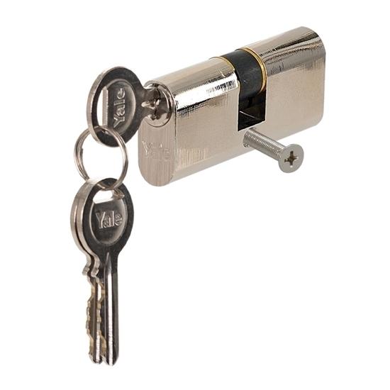 Keyed  alike cylinder