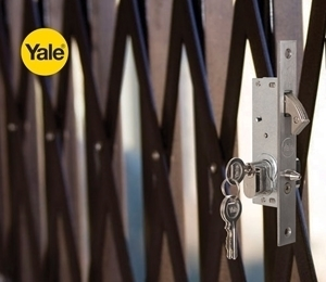 Yale Trellis Gate Security Locks