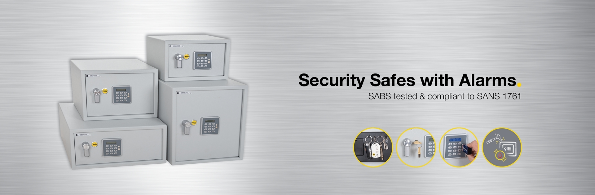 Yale Security Safes