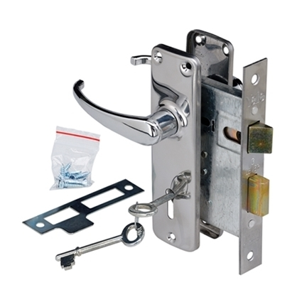 Picture of 3 Lever Essential Lockset