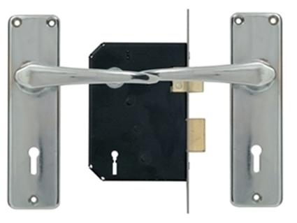 Picture of 3 Lever Premium Lockset
