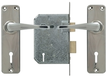 Picture of 3 Lever Standard Lockset