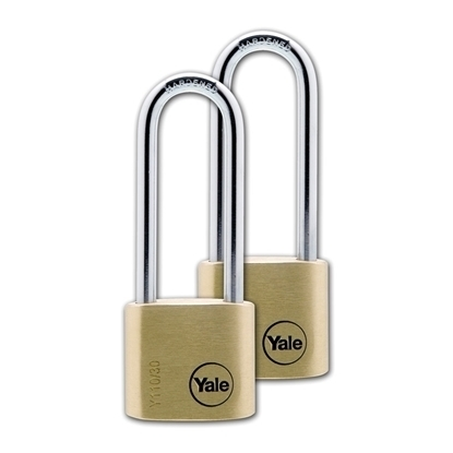 Picture of 30mm Long Shackle Padlock Duo KA
