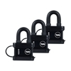 Picture of 35mm Trailer Padlock Trio Keyed Alike Pack