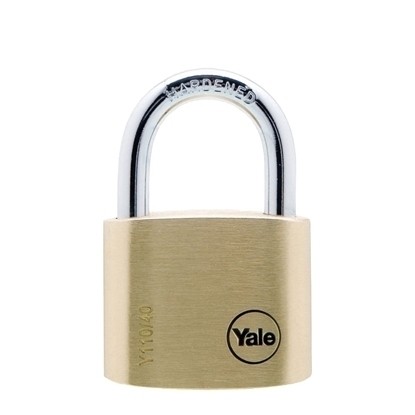 Picture of 40mm Brass Padlock  (Set A, Keyed Alilke Order Qty.)