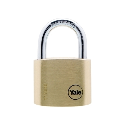Picture of 40mm Brass Padlock (Set B, Keyed Alike Order Qty.)