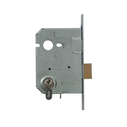 Picture of Euro Profile Cylinder Dead Lock - Nickel Plated
