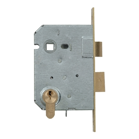 Picture of Euro Profile Cylinder Lock - Machined Brass
