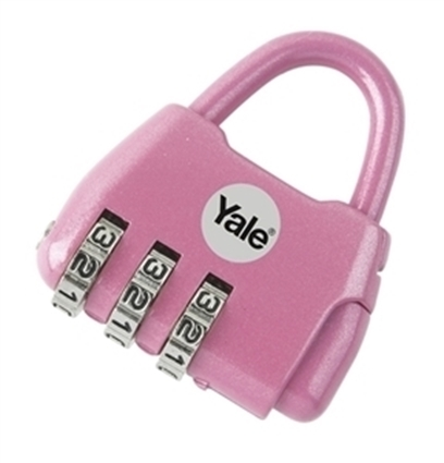 Picture of Fashion Dreams Kiddies Padlocks - Pink