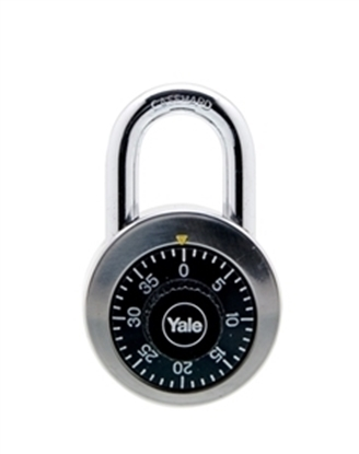 Picture of Round Combination Padlock