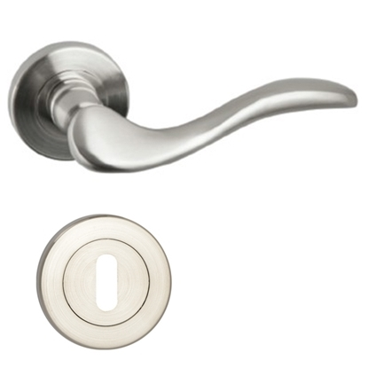 Picture of Venezia Handle Satin Nickel