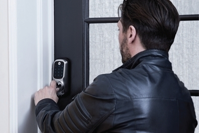 Unlock your Smart Door Lock with your smartphone