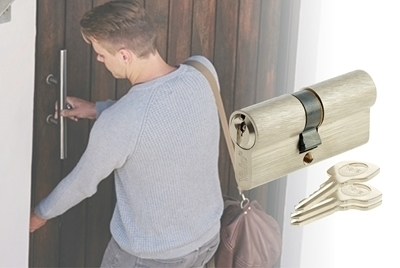 Secure your home. Door security tips.
