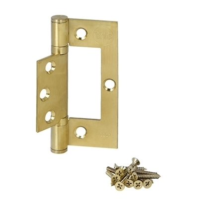 Picture of Stainless Steel Flush Hinge - Brass