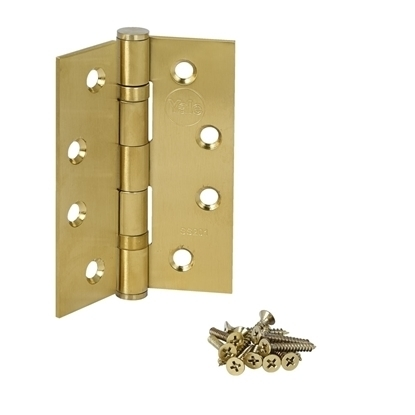 Picture of Stainless Steel Butt Hinge - Brass