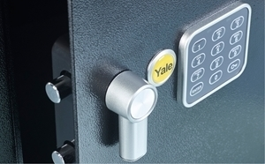 A wide range of security safes & safety boxes from Yale.