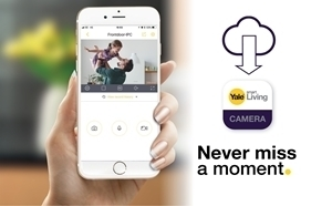 Never miss a moment with the Yale Home View Camera App