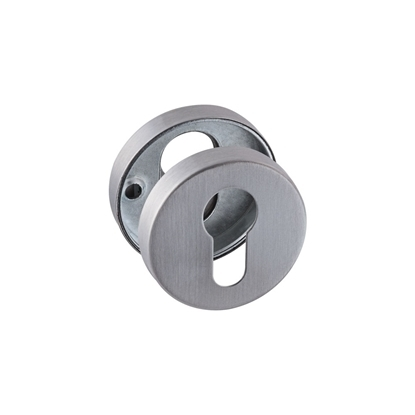 Picture of Stainless steel euro profile cylinder escutcheons