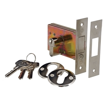Picture of Cylinder Security Gate Lock