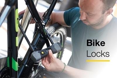 New Yale Bike Locks