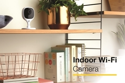 New Indoor IP camera from Yale