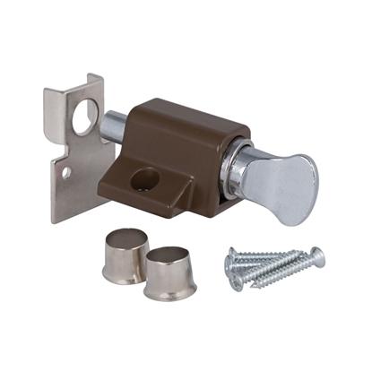 Picture of Thumb-turn Patio Door Lock - Brown