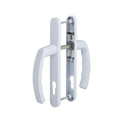 Picture of Narrow Stile Aluminium Handles - White