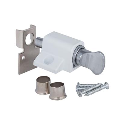 Picture of Thumb-turn Patio Door Lock - White