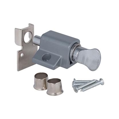 Picture of Thumb-turn Patio Door Lock - Grey