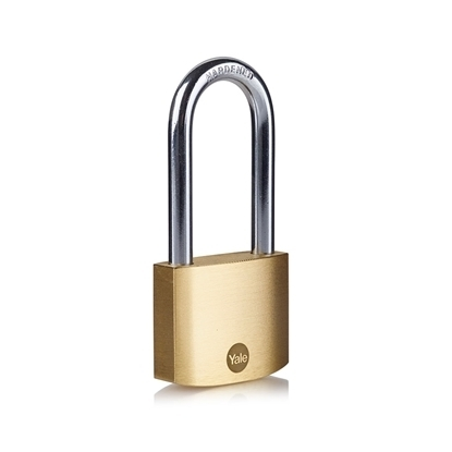 Picture of 50mm Brass Long Shackle Padlock