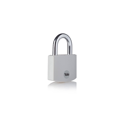 Picture of Grey Aluminium Padlock