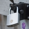 Picture of 60mm Brass Padlock with Chrome Finish