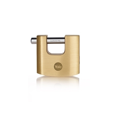 Picture of 50mm Brass Shutter Padlock