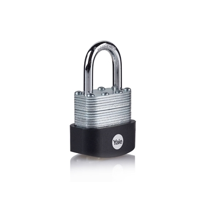 Picture of 40mm Laminated Steel Padlock - Trio Pack