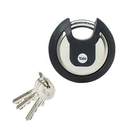 Picture of 70mm Discus Padlock with Cover