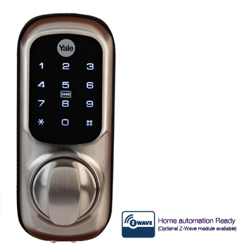 Keyless Connected Smart Lock