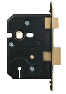 DY22320-78PL - 3 Lever Powder Coated <br>Upright Lock