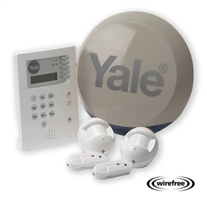 HSA6000SA - 6000 Series  Wireless Alarm Kit