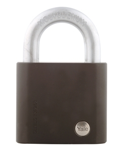 Y300/63/127/1 - 63mm Hardened Steel Padlock