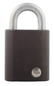 Y90SS/45/129/1 - Maximum Security Stainless Steel Padlock 45mm