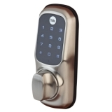 YD-01-Y3-SN - Keyless Digital<br> Door Lock