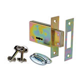 YDY2528/1 - 5 Lever Security <br>Gate Lock