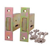 YDY2528/2 - 5 Lever Security<br> Gate Lock Duo KA