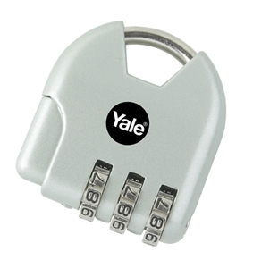 YF2008/SI - Active Style Kiddies Padlocks - Silver